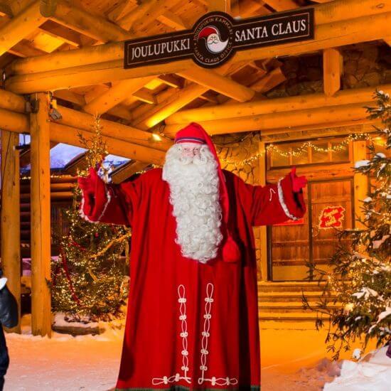 Christmas in Rovaniemi – Santa's Home Town