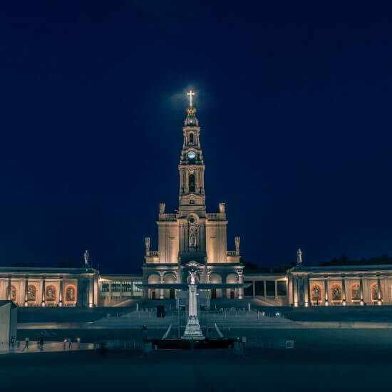Fatima, Lourdes & Shrines of Spain