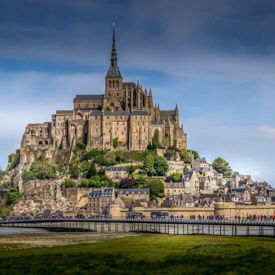 Small Group Tour: Fabulous France – Paris, Loire Valley & Normandy