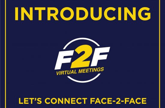 F2F Virtual Meetings now available!